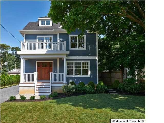 Single Family Homes at 33 Lafayette Street Rumson, New Jersey 07760 United States