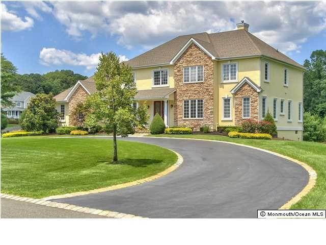 Single Family Homes at 110 Stone Hill Road Colts Neck, New Jersey 07722 United States