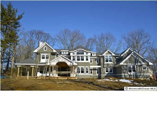 Single Family Homes at 17 Buttonwood Lane Rumson, New Jersey 07760 United States