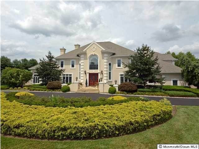 Single Family Homes at 9 Country Meadow Drive Colts Neck, New Jersey 07722 United States