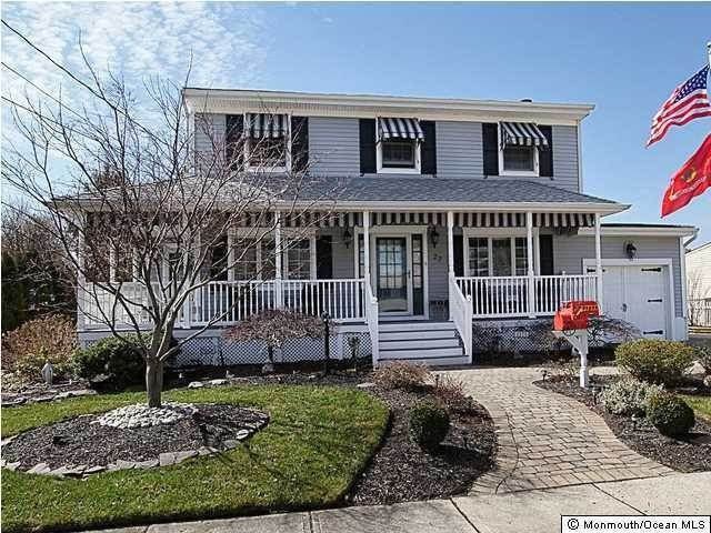 Single Family Homes at 27 Annapolis Drive Hazlet, New Jersey 07730 United States