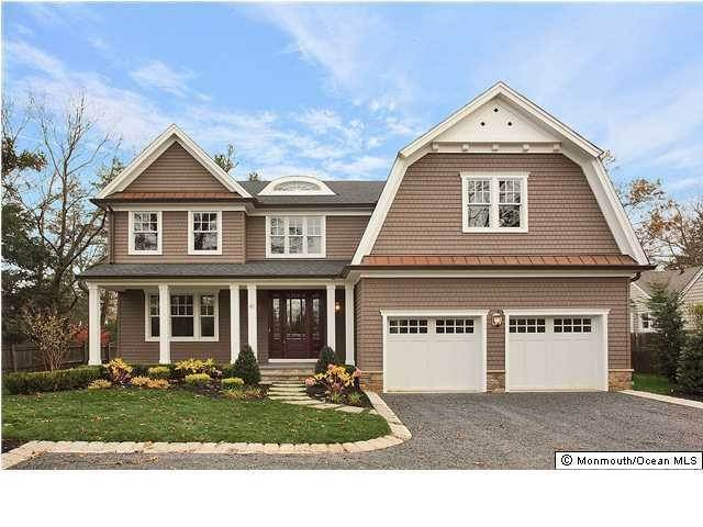 Single Family Homes at 41 Ridge Road Rumson, New Jersey 07760 United States