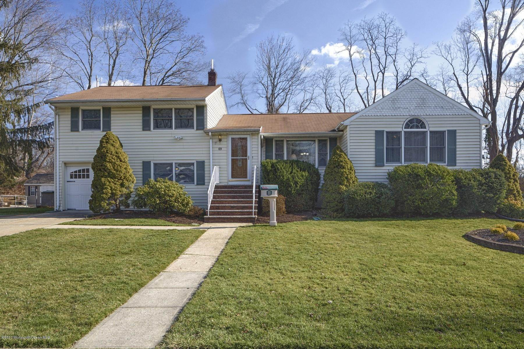 Single Family Homes at 69 Maida Terrace Middletown, New Jersey 07748 United States