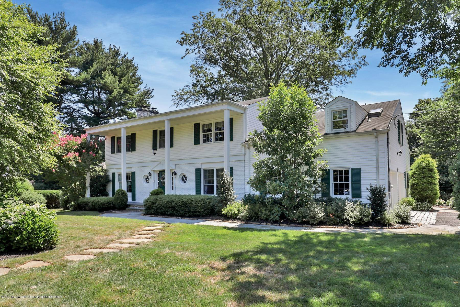 Single Family Homes at 137 Ridge Road Rumson, New Jersey 07760 United States