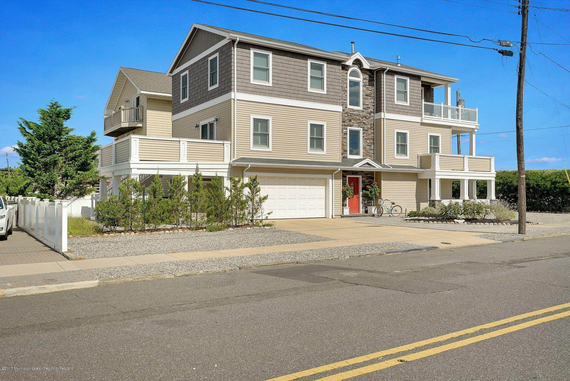 4. Single Family Homes at 413 Ocean Avenue Seaside Park, New Jersey 08752 United States