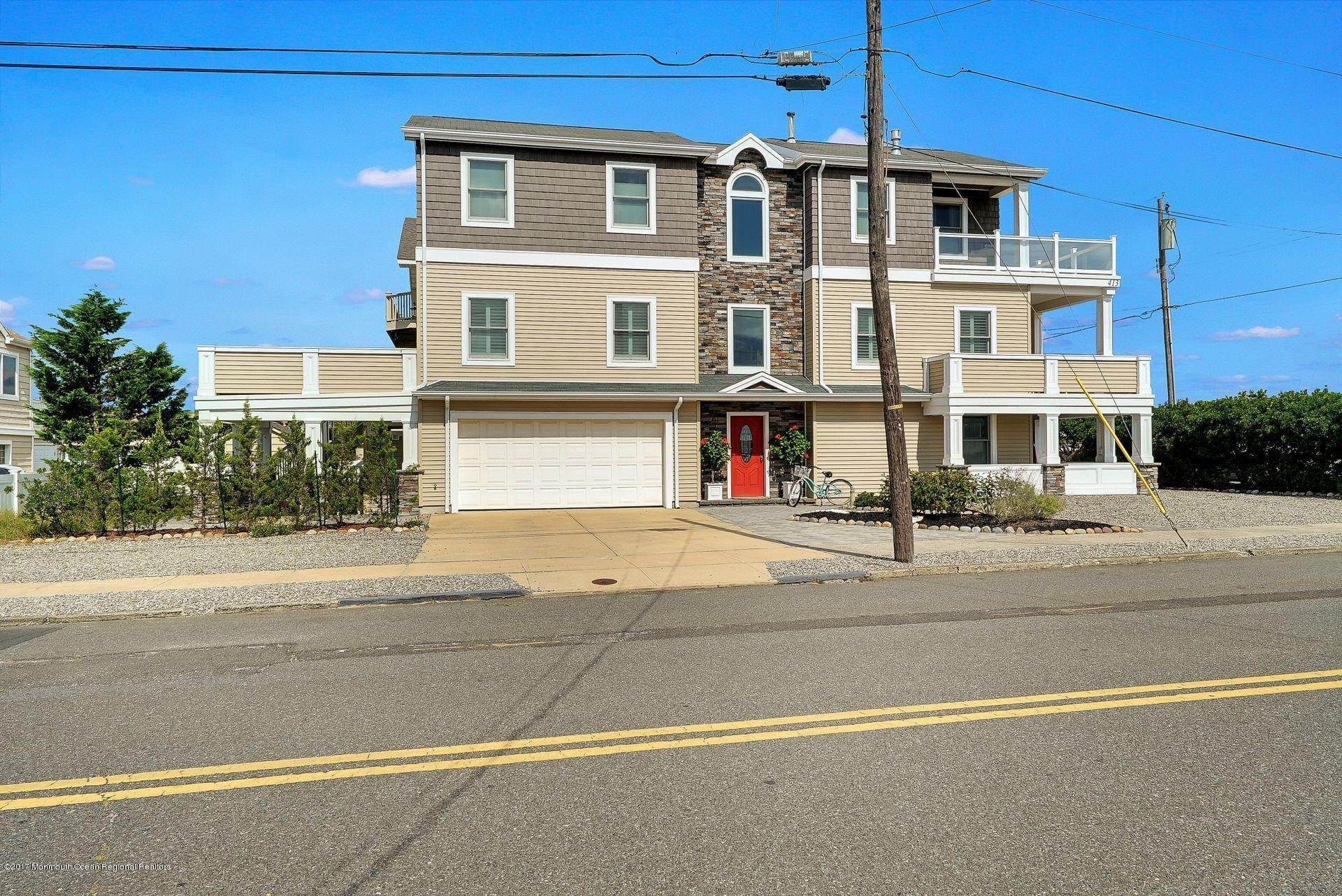 5. Single Family Homes at 413 Ocean Avenue Seaside Park, New Jersey 08752 United States