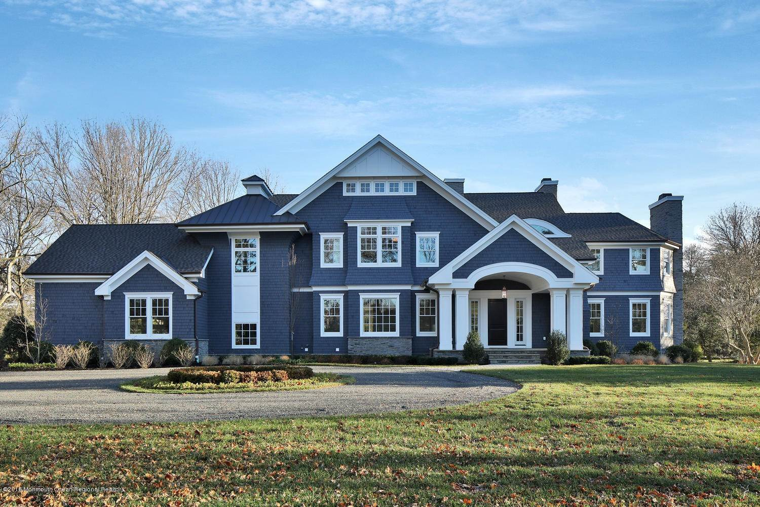Single Family Homes at 2 Buttonwood Lane Rumson, New Jersey 07760 United States