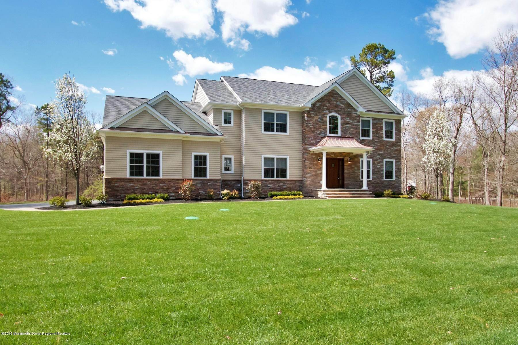 Rentals at 3 Iroquois Court Colts Neck, New Jersey 07722 United States