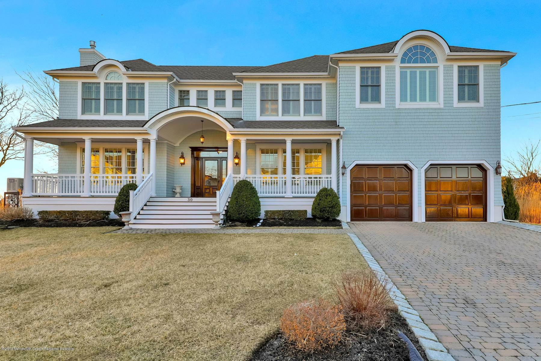 Single Family Homes at 30 Columbus Drive Monmouth Beach, New Jersey 07750 United States