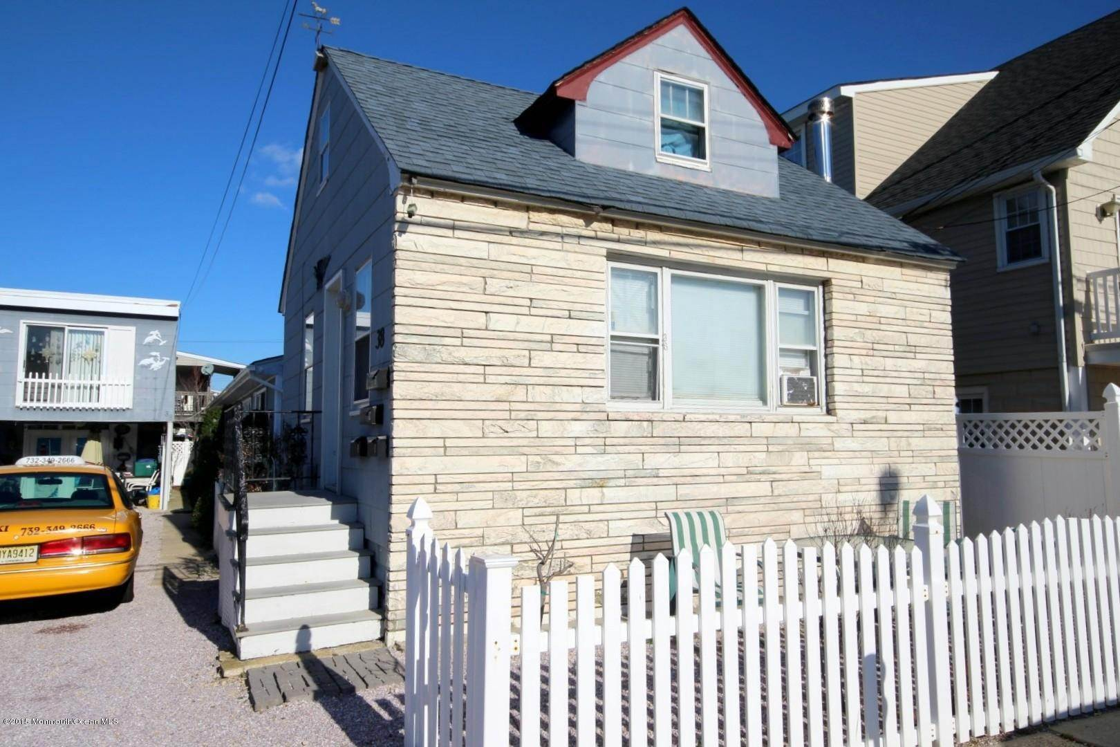 Multi-Family Homes for Sale at 38 Fremont Avenue Seaside Heights, New Jersey 08751 United States