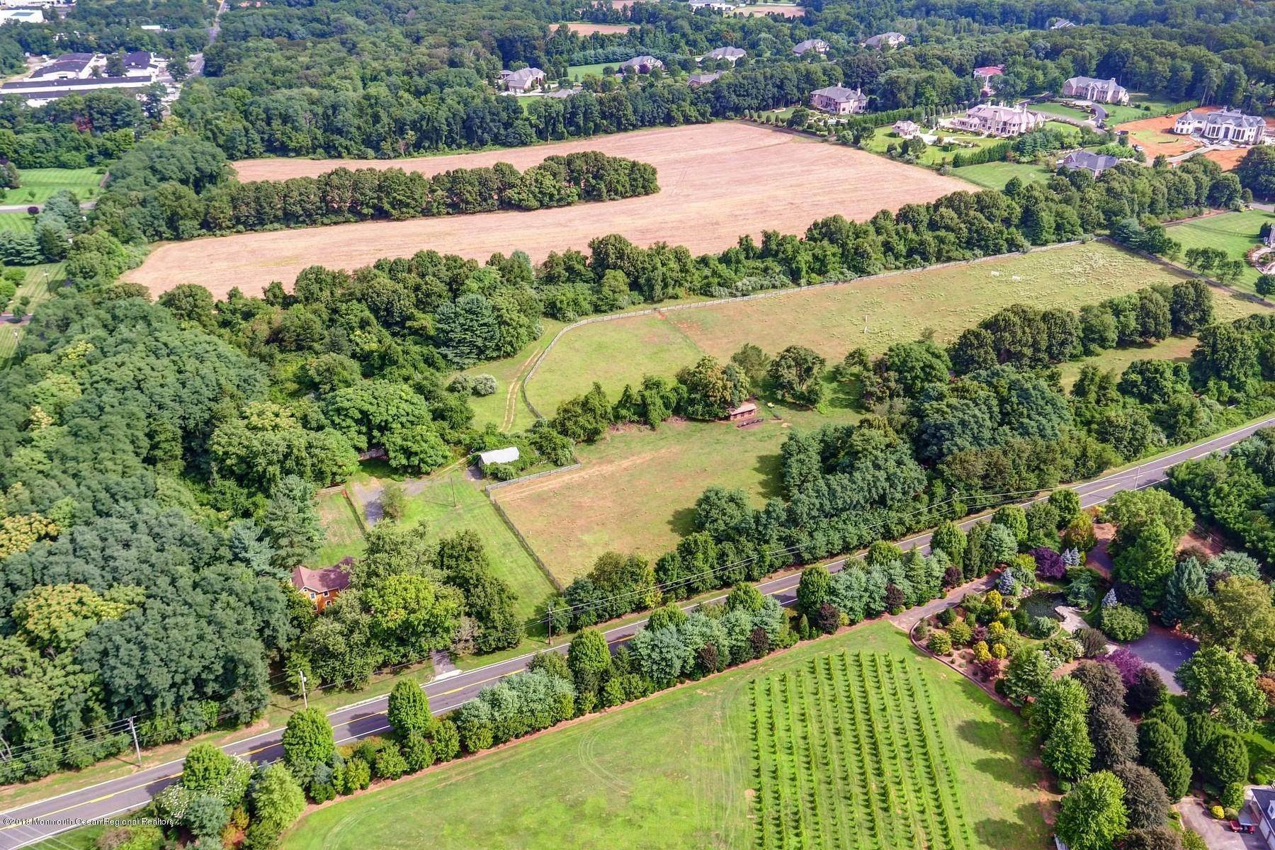 Land for Sale at 151 Dutch Lane Road Colts Neck, New Jersey 07722 United States