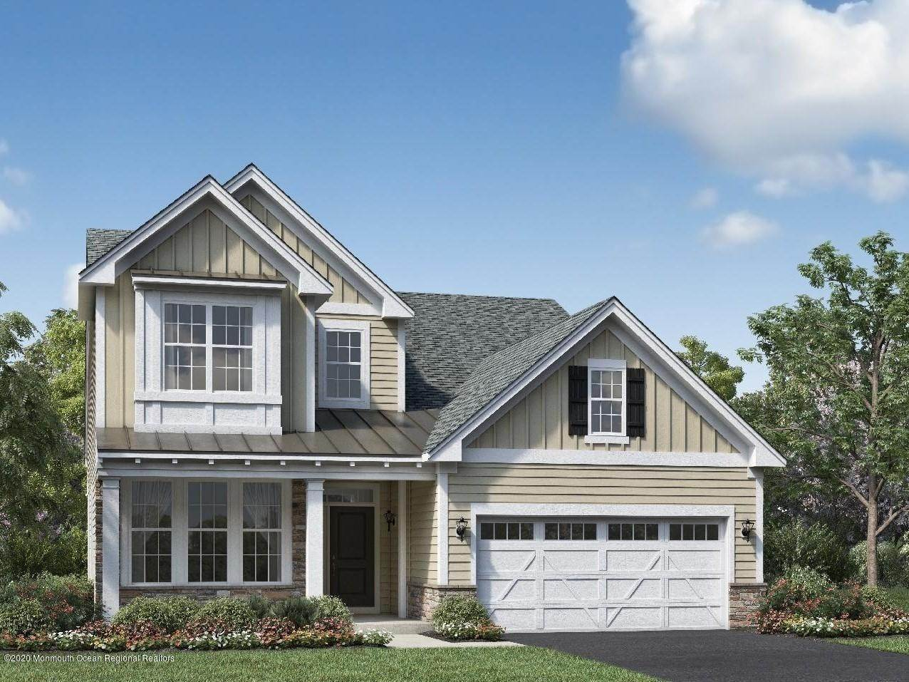 Single Family Homes para Venda às 133 Grandview Circle Farmingdale, Nova Jersey 07727 Estados Unidos