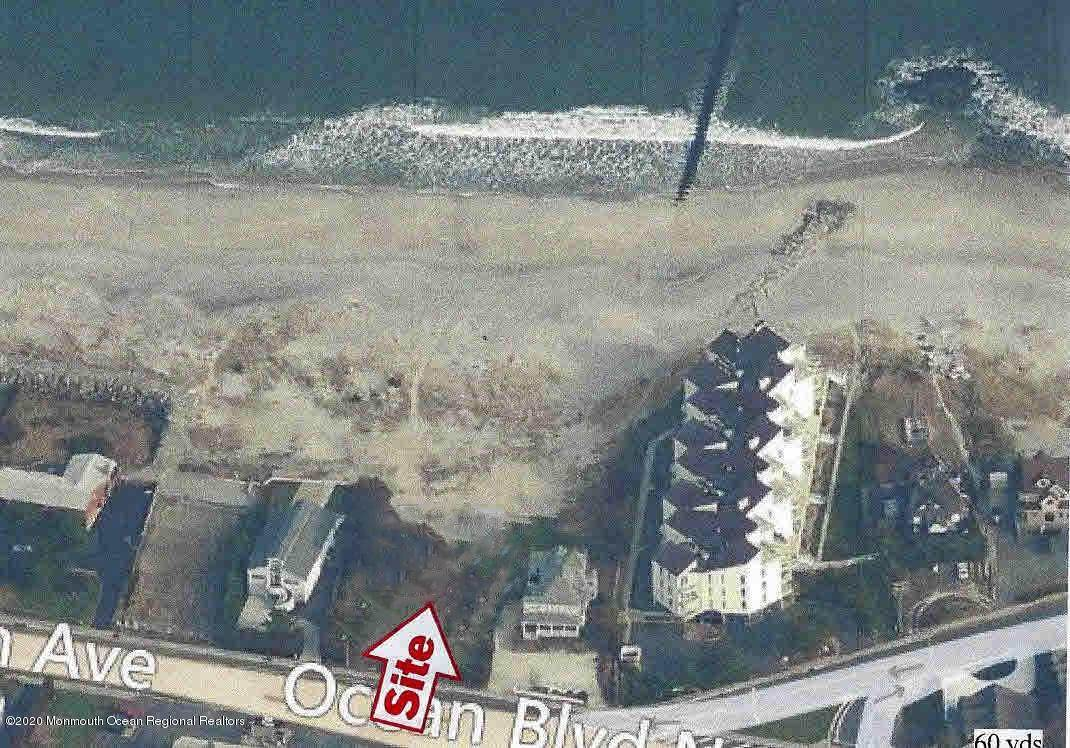 Land for Sale at 3 Ocean Avenue Monmouth Beach, New Jersey 07750 United States