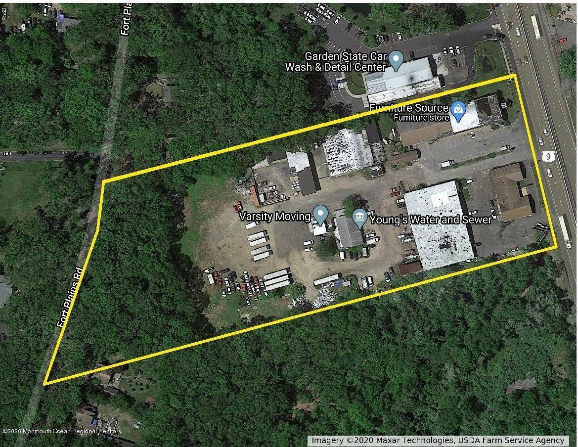 Commercial for Sale at 1150 Us Highway 9 Howell, New Jersey 07731 United States