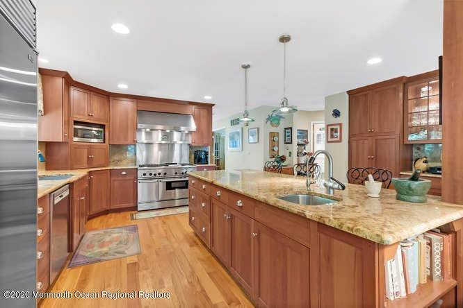 17. Single Family Homes for Sale at 248 Park Avenue Bay Head, New Jersey 08742 United States