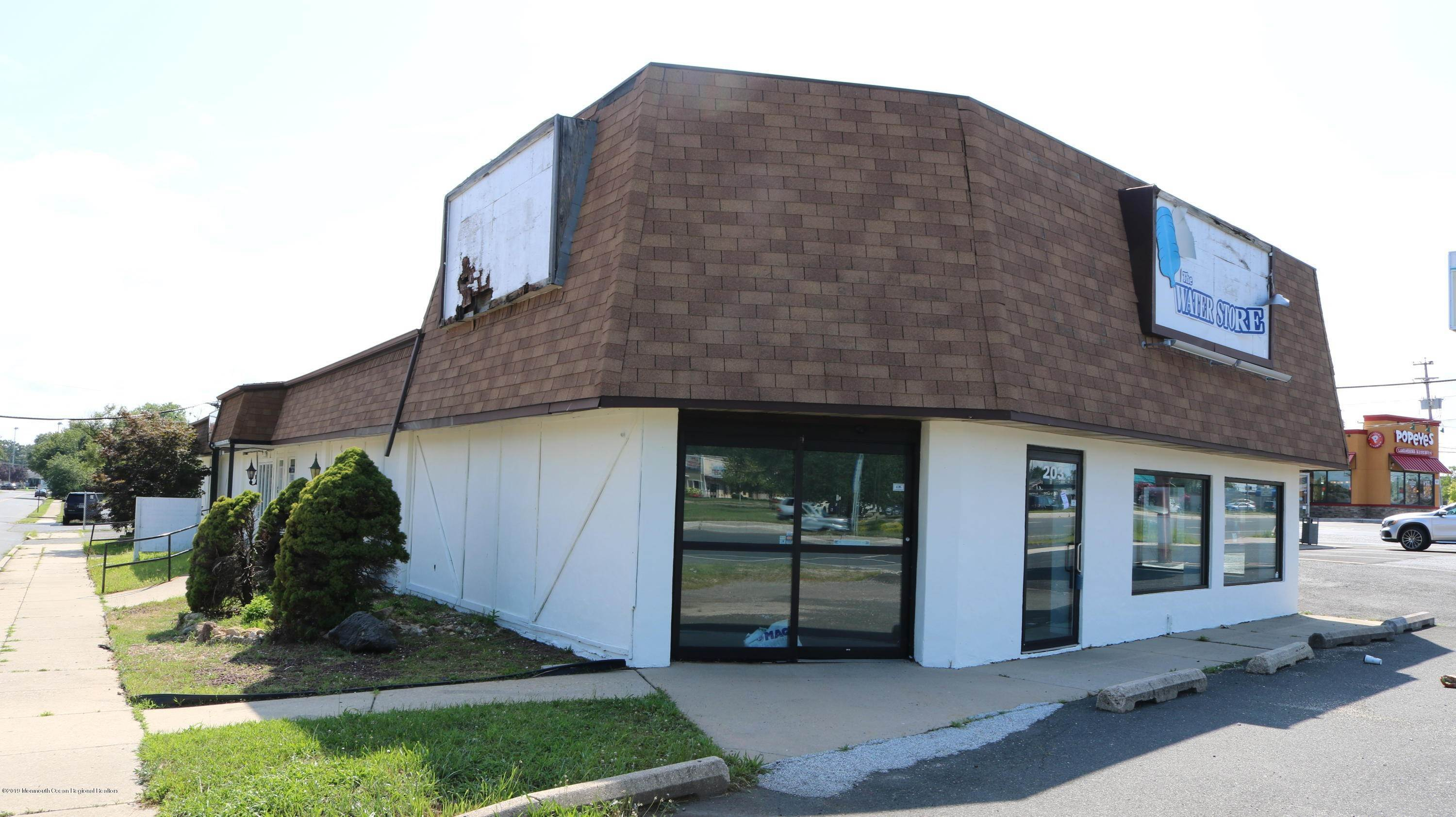 Commercial for Sale at 203 Route 37 Toms River, New Jersey 08753 United States