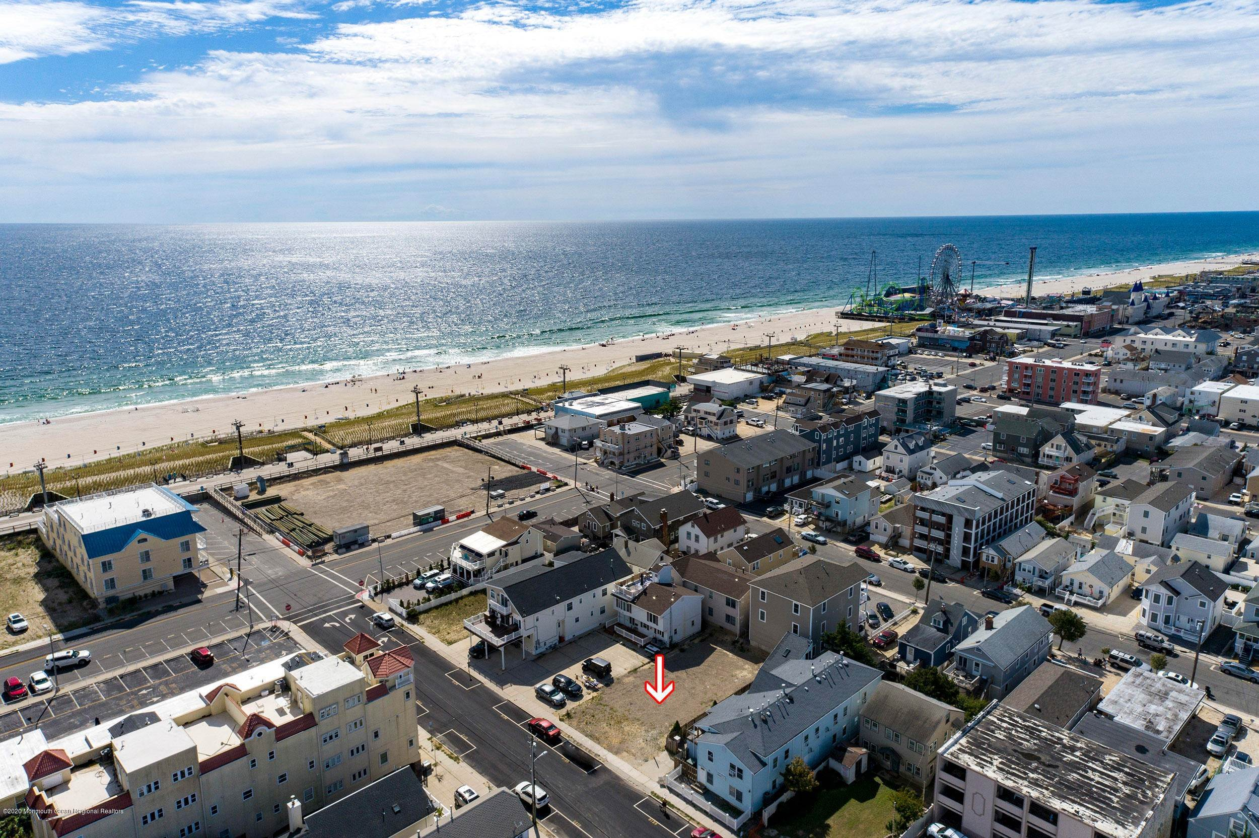 Land for Sale at 35 Sampson Avenue Seaside Heights, New Jersey 08751 United States