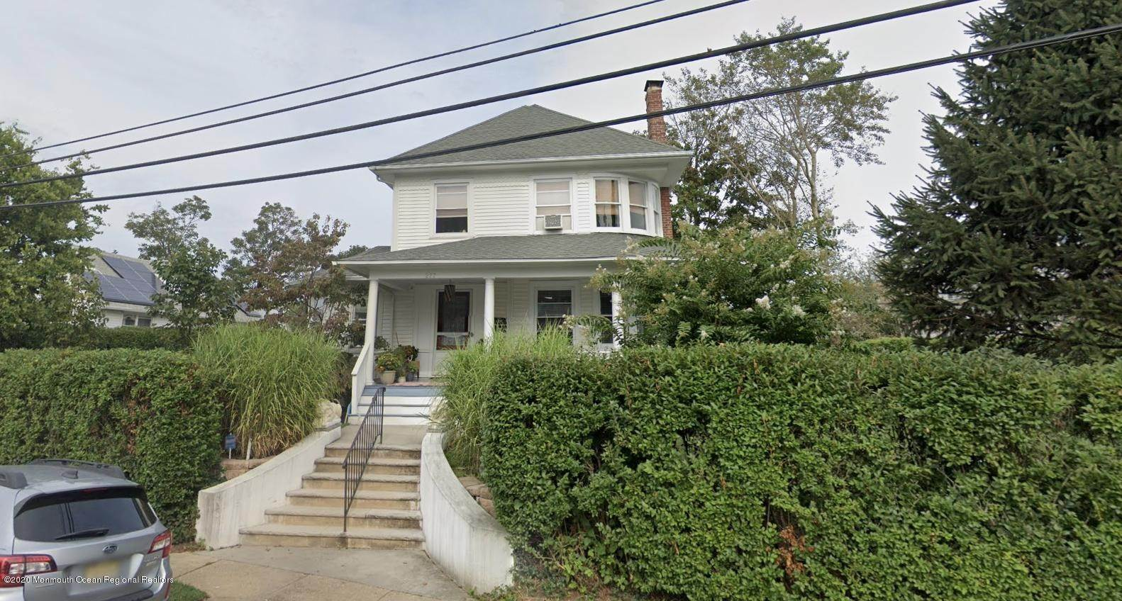 17. Multi-Family Homes for Sale at 277 2nd Avenue Long Branch, New Jersey 07740 United States