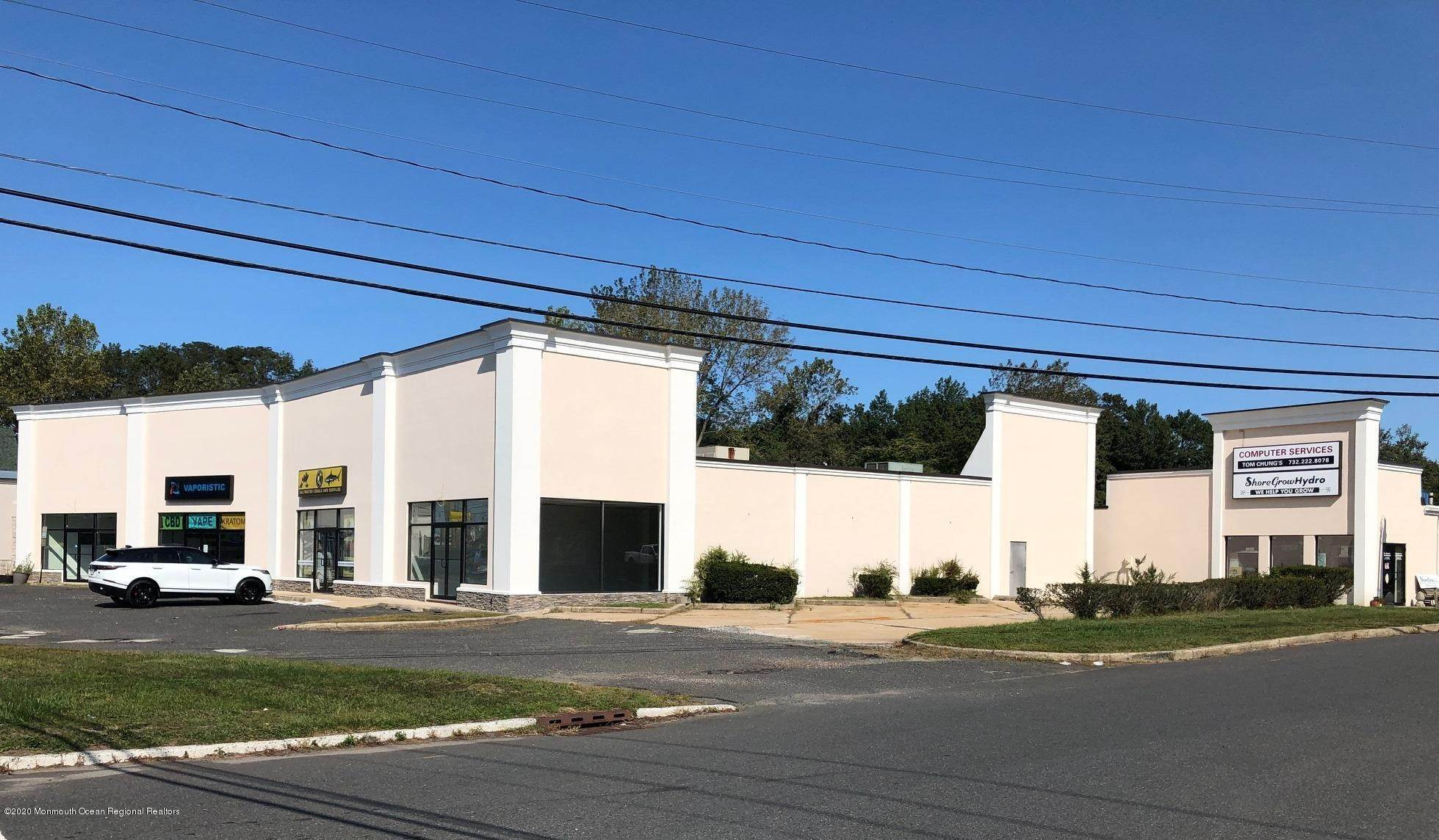 Retail for Sale at 1107 State Route 35 Ocean Township, New Jersey 07712 United States