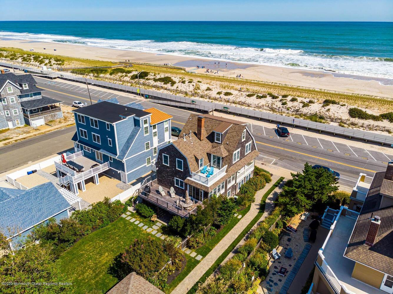 3. Single Family Homes for Sale at 809 Ocean Avenue Seaside Park, New Jersey 08752 United States