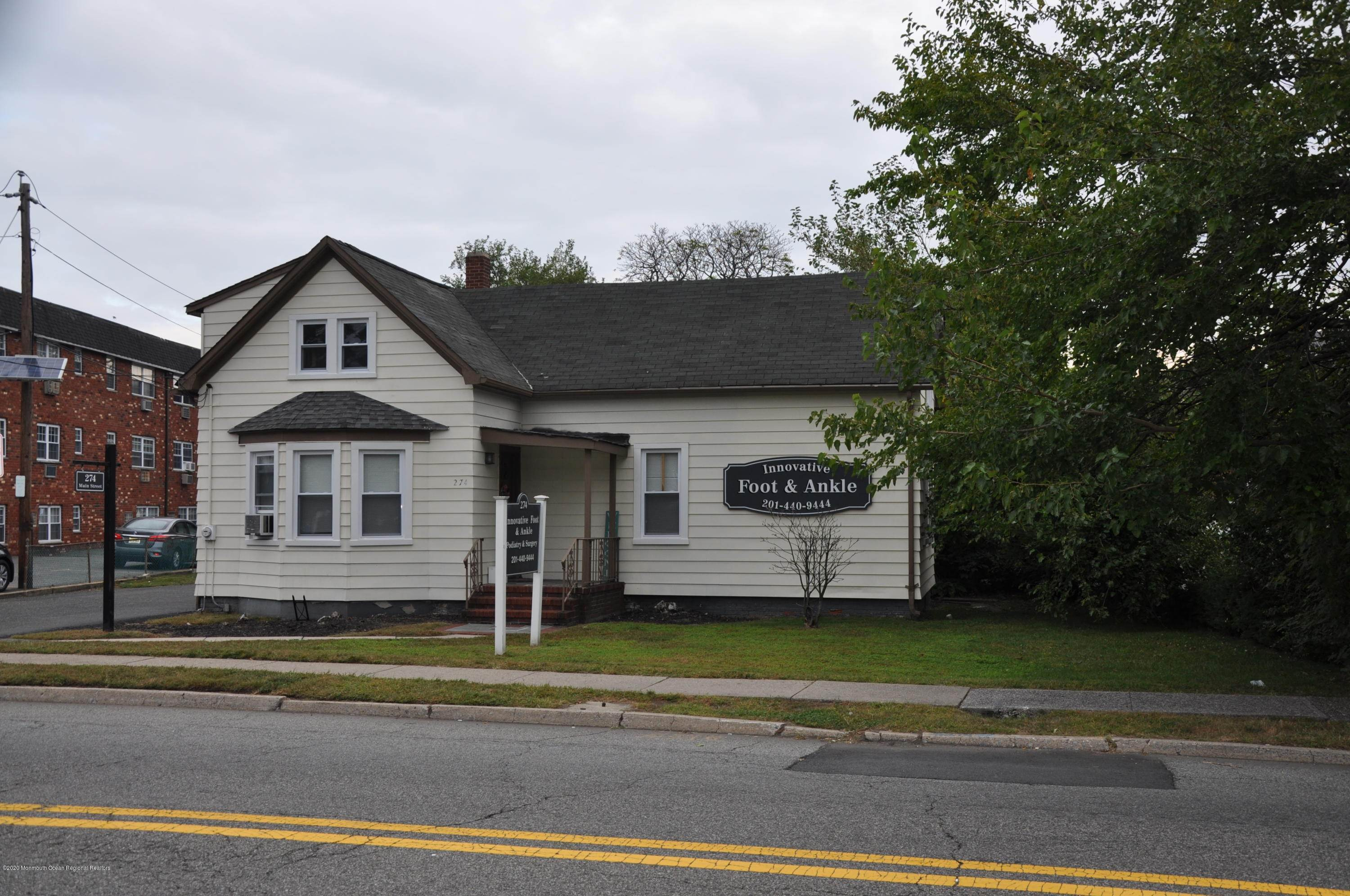 Commercial for Sale at 274 Main Street Little Ferry, New Jersey 07643 United States