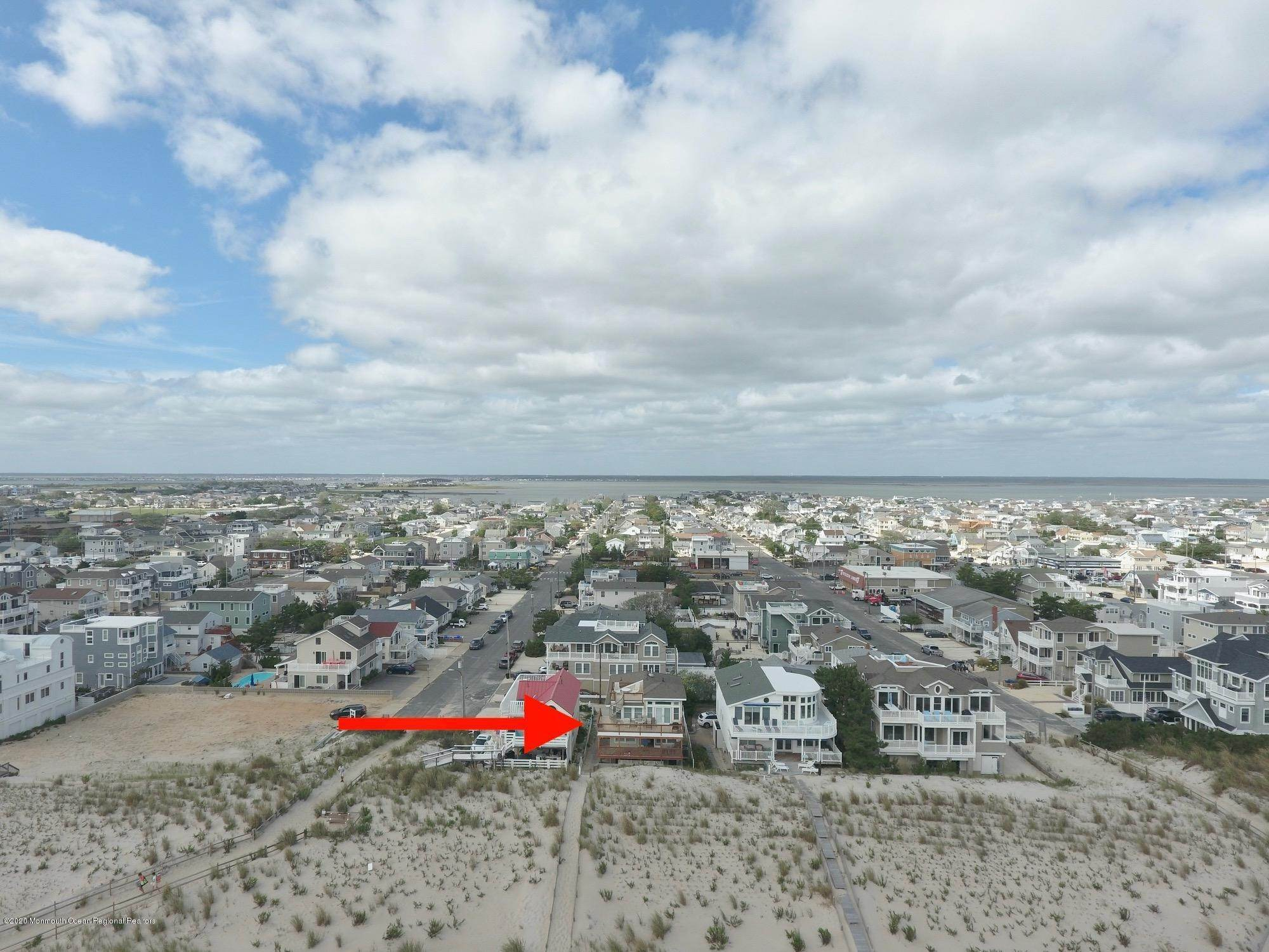 Single Family Homes at 107 Ocean Avenue Surf City, New Jersey 08008 United States
