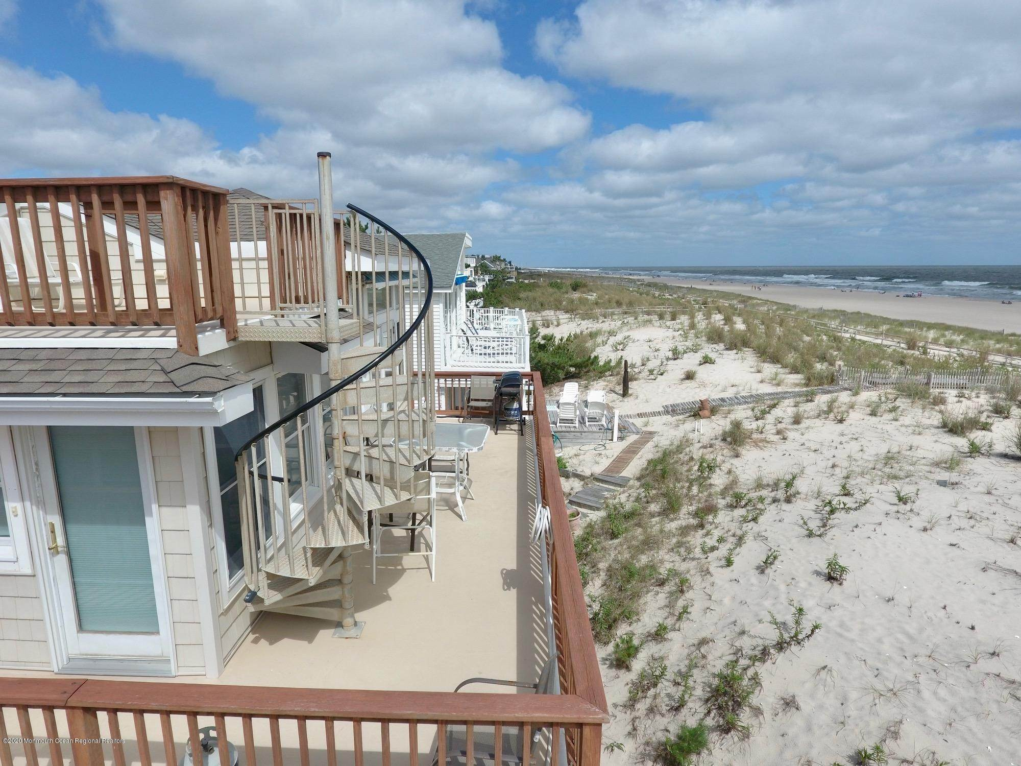 3. Single Family Homes at 107 Ocean Avenue Surf City, New Jersey 08008 United States
