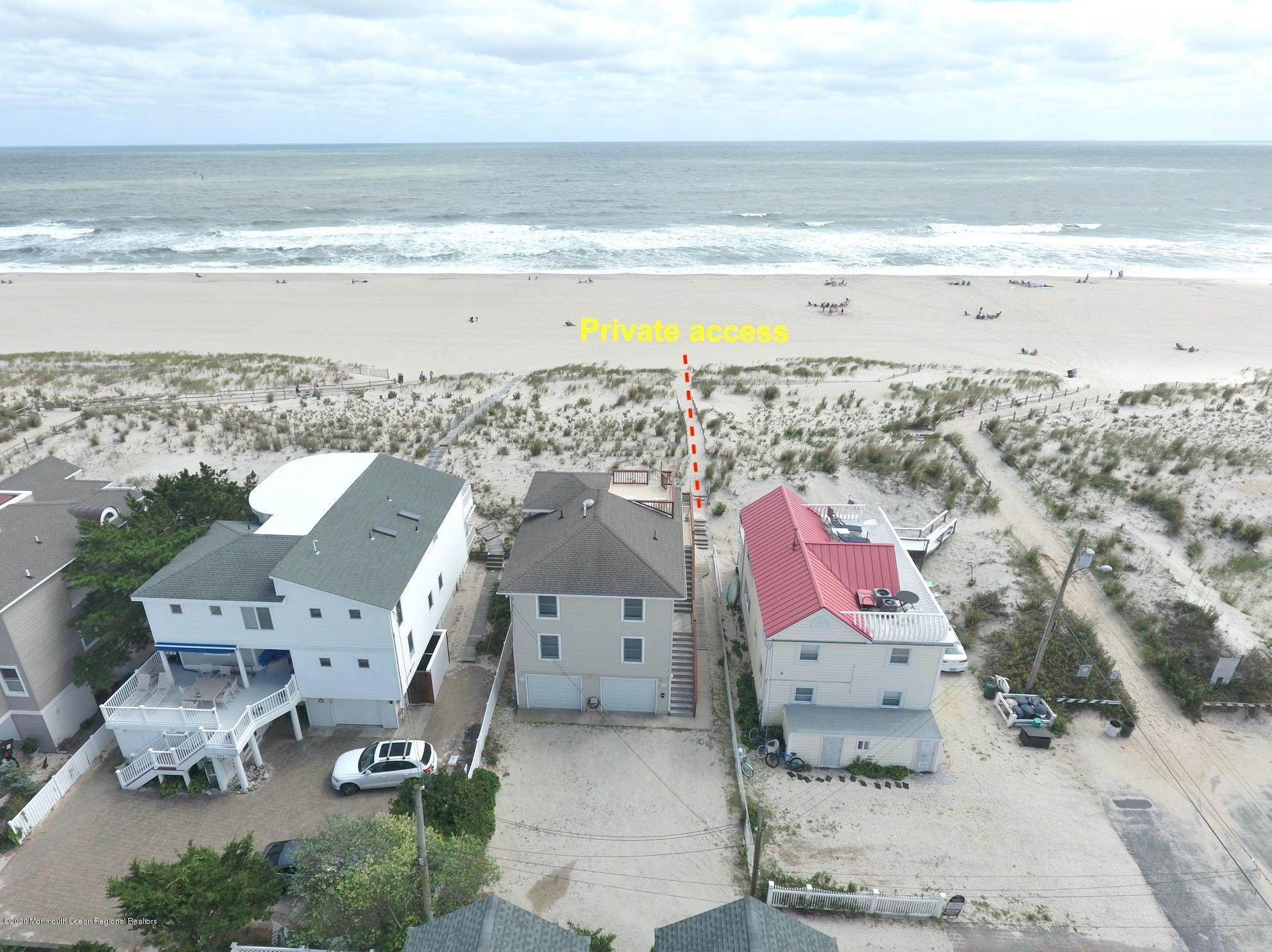 5. Single Family Homes at 107 Ocean Avenue Surf City, New Jersey 08008 United States
