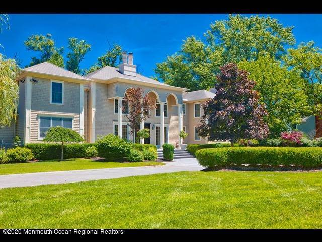 Single Family Homes for Sale at 31 Oakes Road Rumson, New Jersey 07760 United States