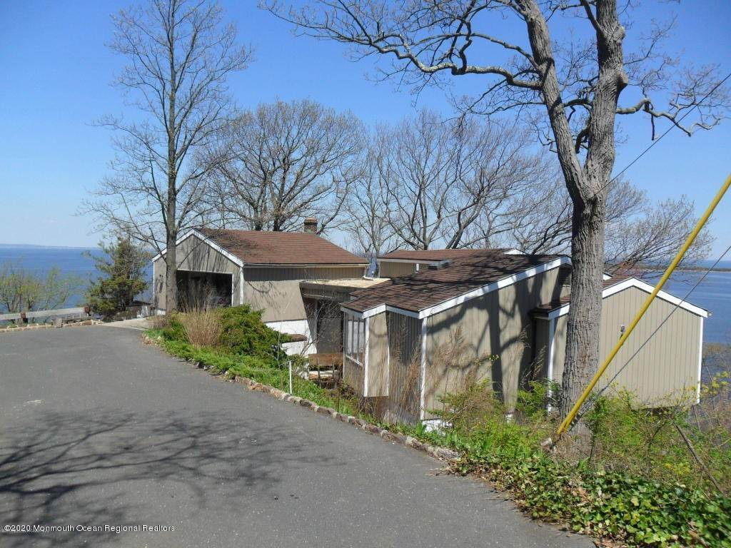 2. Single Family Homes for Sale at 1 Hillside Road Atlantic Highlands, New Jersey 07716 United States