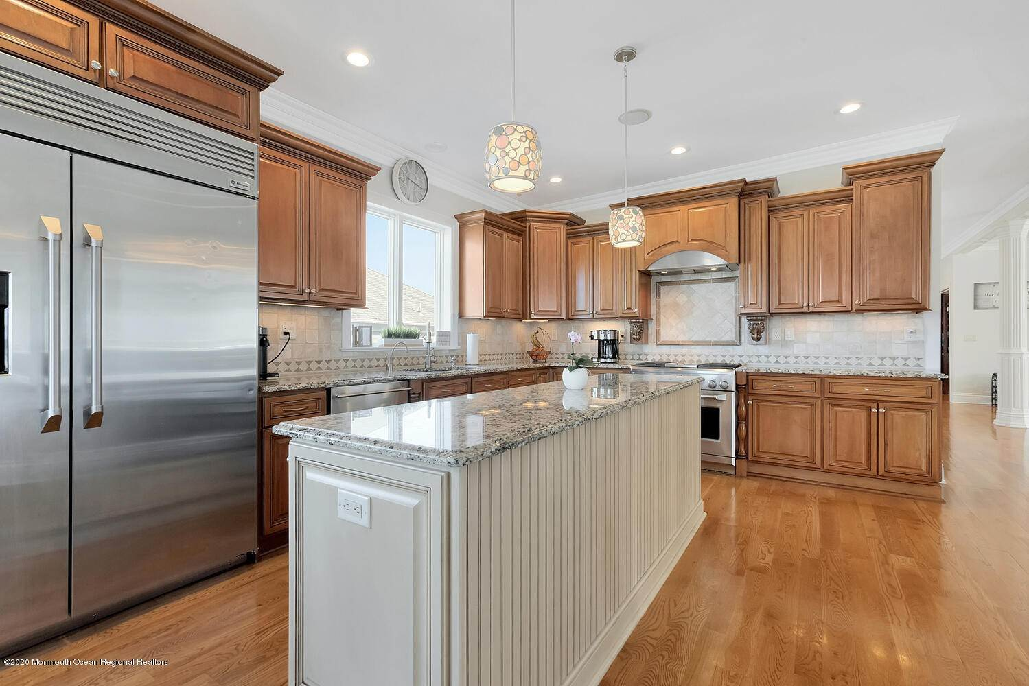 14. Single Family Homes for Sale at 14 Imbrie Place Sea Bright, New Jersey 07760 United States