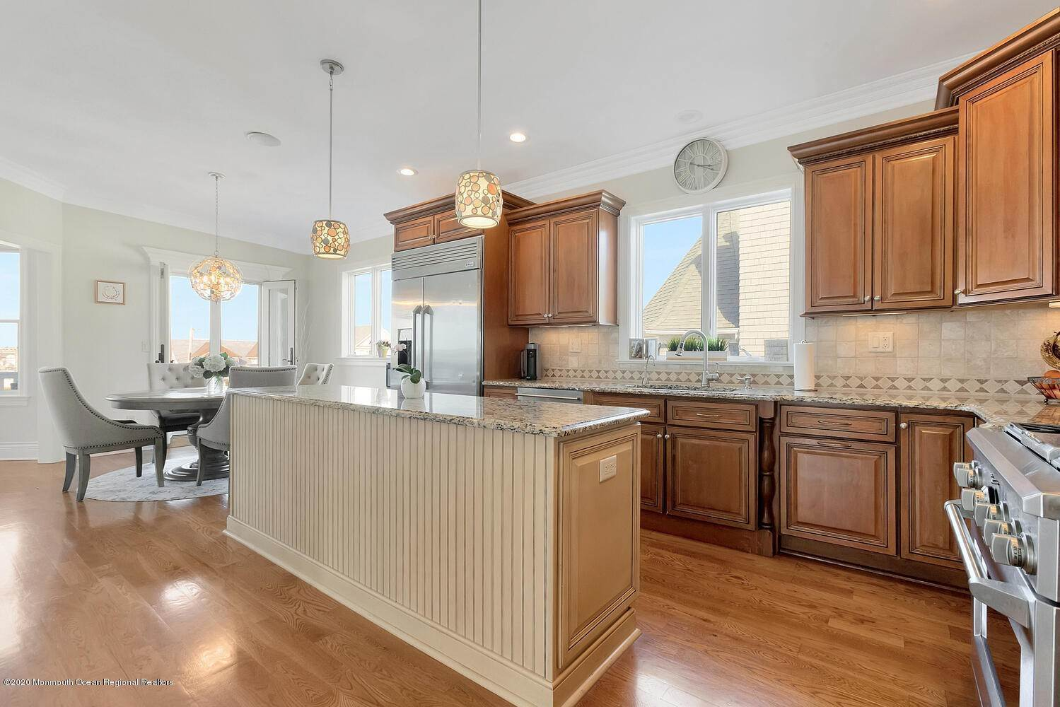 16. Single Family Homes for Sale at 14 Imbrie Place Sea Bright, New Jersey 07760 United States