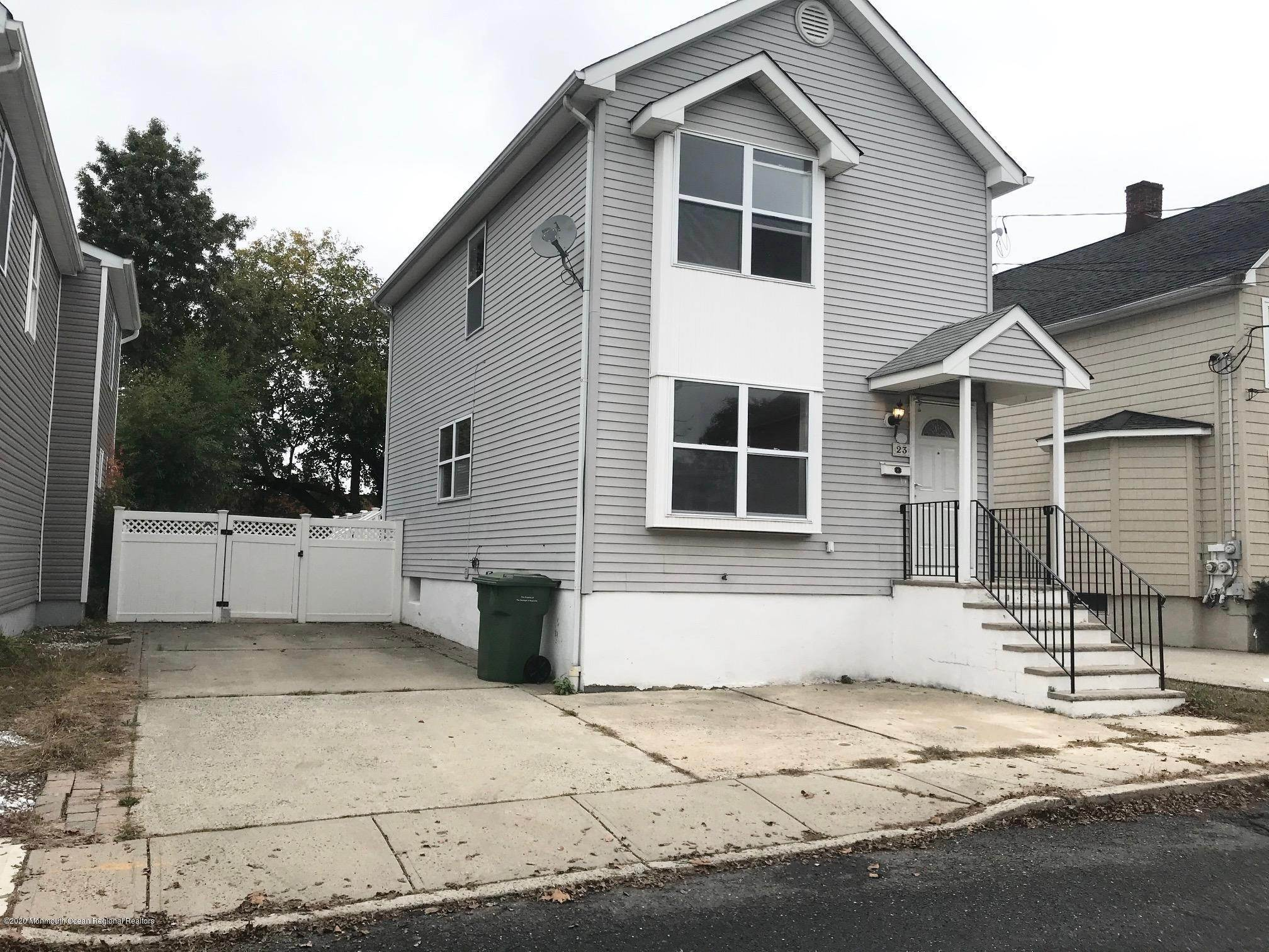 Single Family Homes for Sale at 23 Dolan Street Sayreville, New Jersey 08872 United States