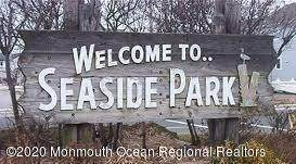 Single Family Homes for Sale at 58 Farragut Avenue Seaside Park, New Jersey 08752 United States