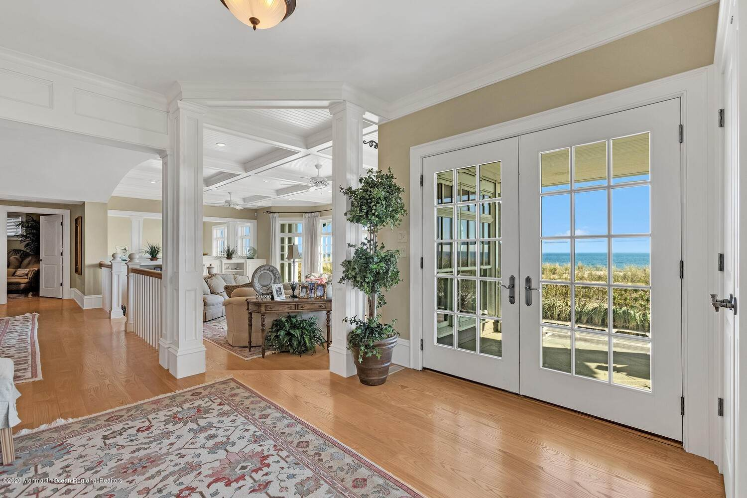 15. Single Family Homes for Sale at 903 Ocean Avenue Sea Girt, New Jersey 08750 United States
