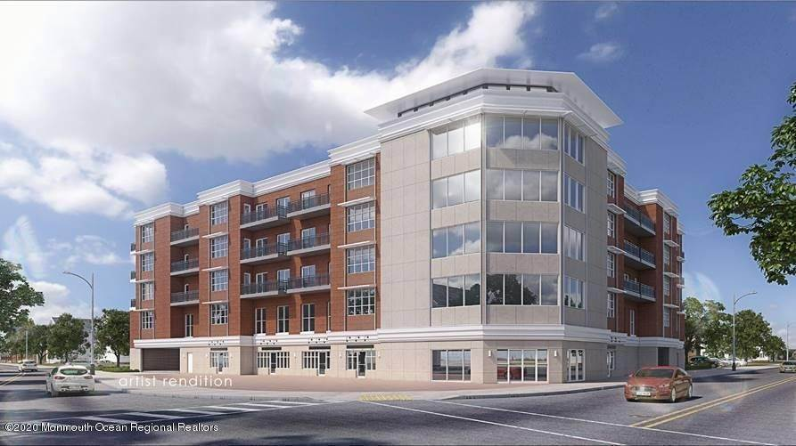 Condominiums for Sale at 185 Morris Avenue Long Branch, New Jersey 07740 United States