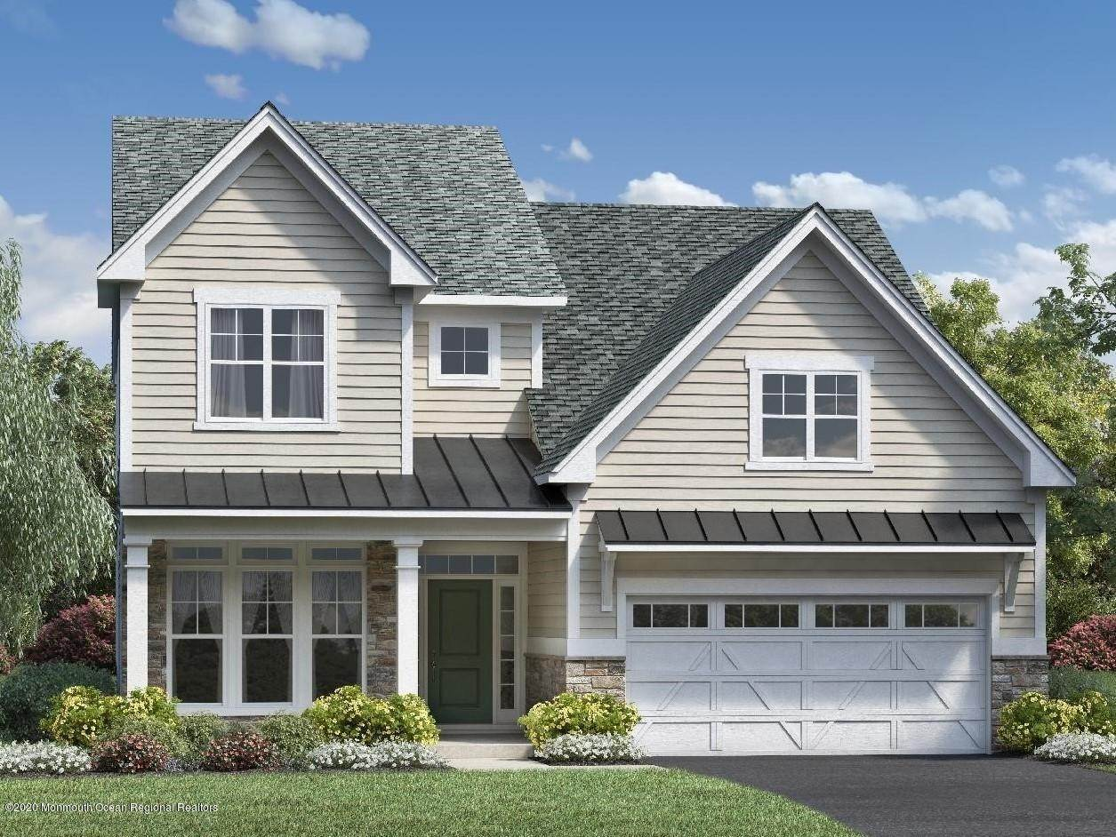 Single Family Homes para Venda às 6 Grandview Circle Farmingdale, Nova Jersey 07727 Estados Unidos