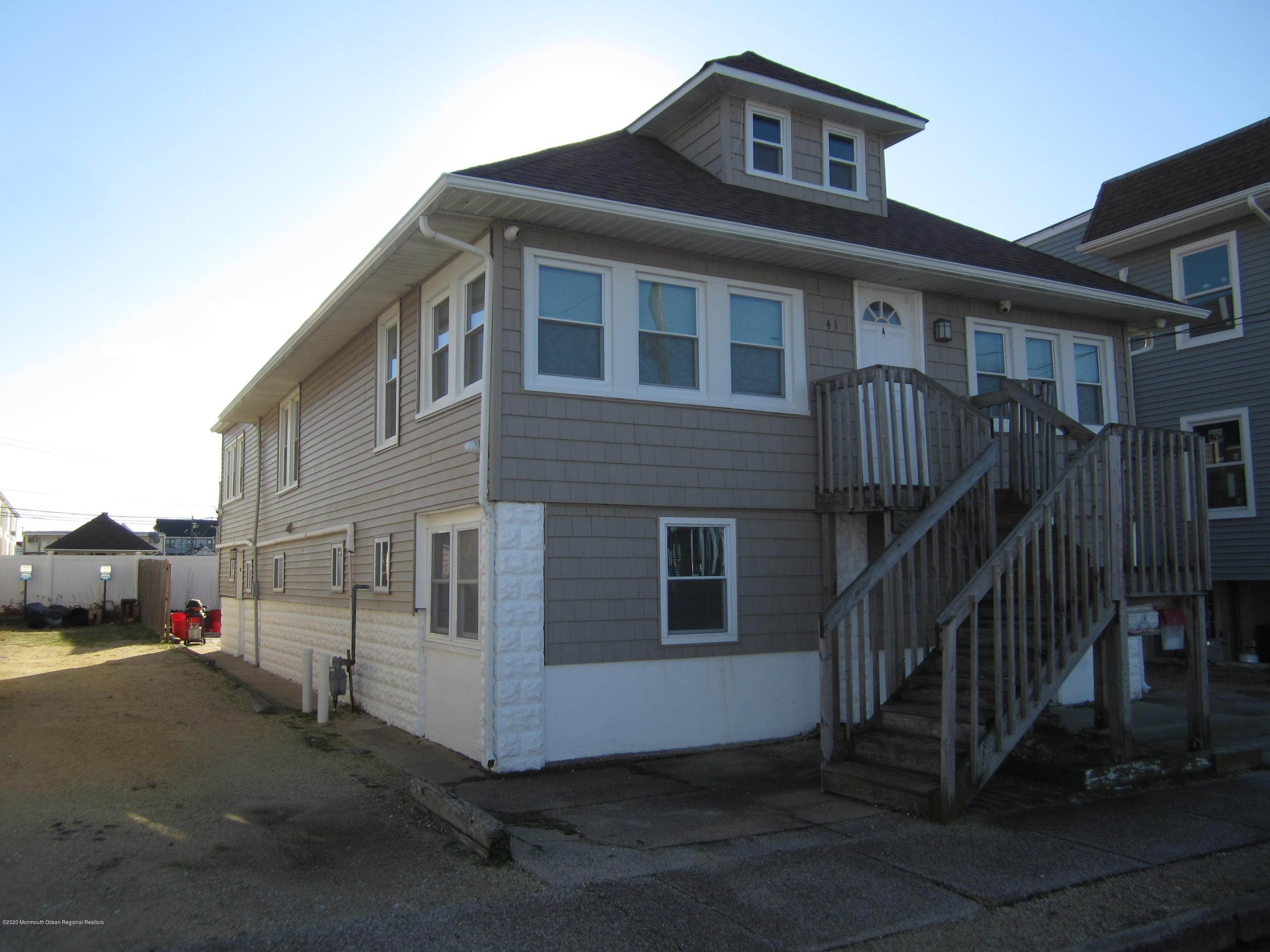 Multi-Family Homes for Sale at 41 Blaine Avenue Seaside Heights, New Jersey 08751 United States