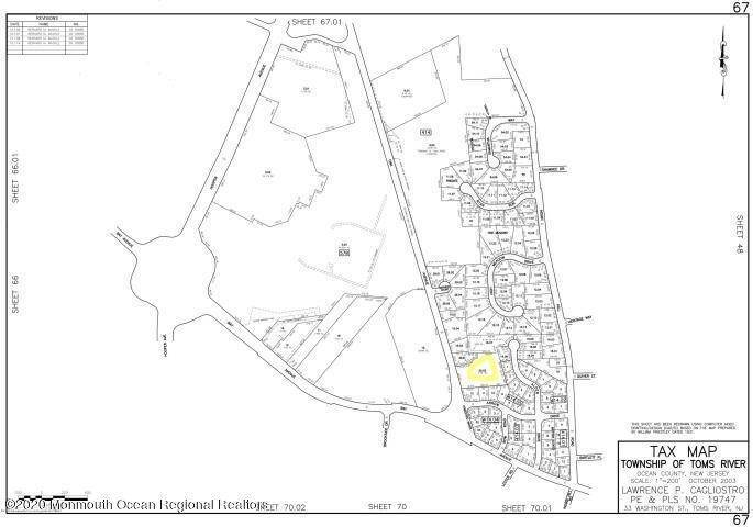 7. Land for Sale at 821 Oak Avenue Toms River, New Jersey 08753 United States