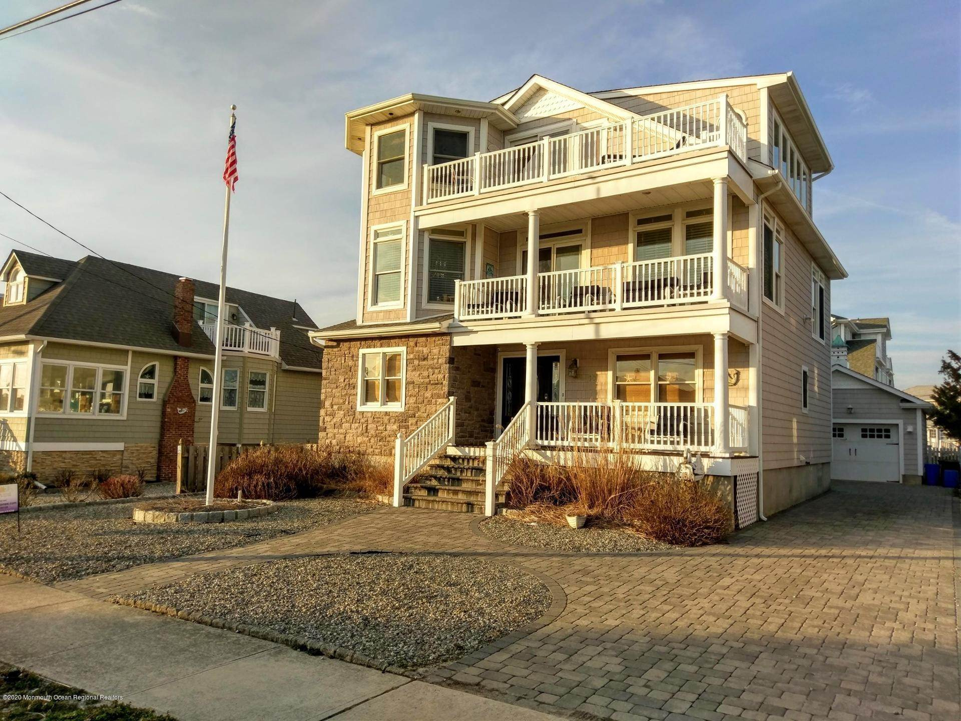 Single Family Homes at Address Not Available Seaside Park, New Jersey 08752 United States