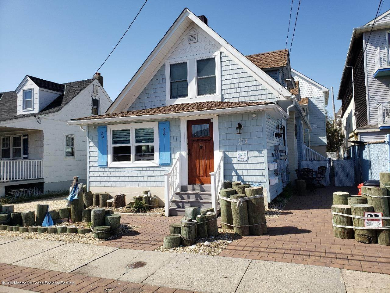 Multi-Family Homes for Sale at 112 Fremont Avenue Seaside Heights, New Jersey 08751 United States