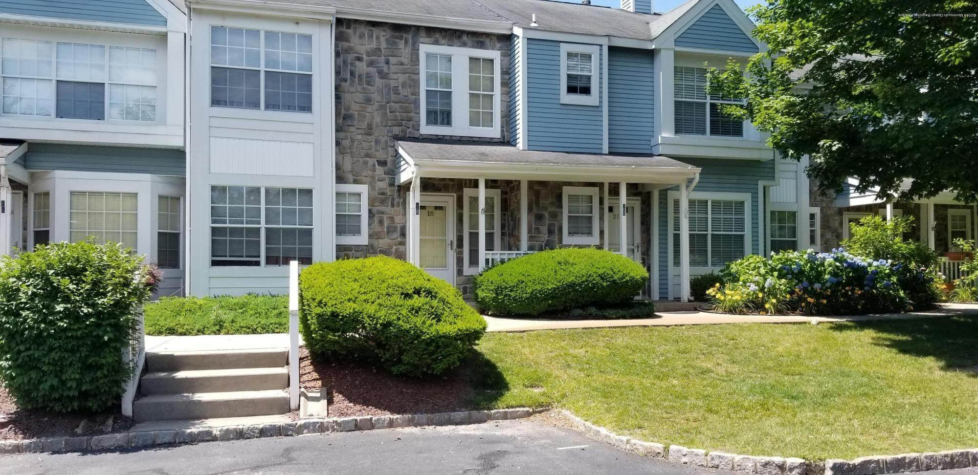 Condominiums at 18 Terrier Court Tinton Falls, New Jersey 07724 United States