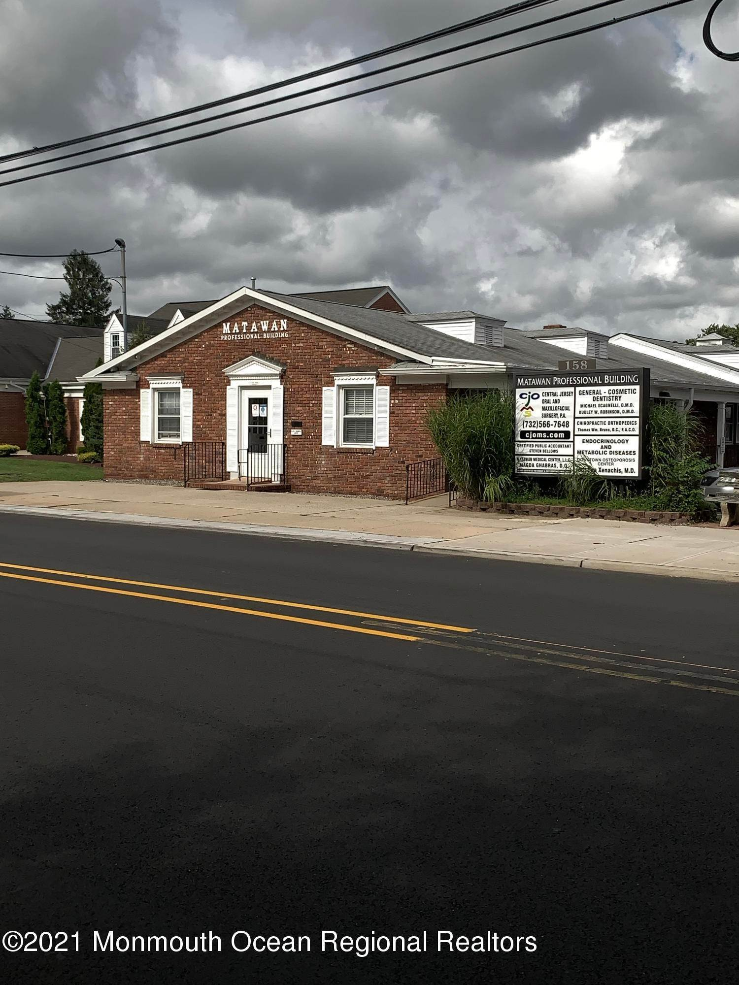 3. Commercial for Sale at 158 Main Street Matawan, New Jersey 07747 United States