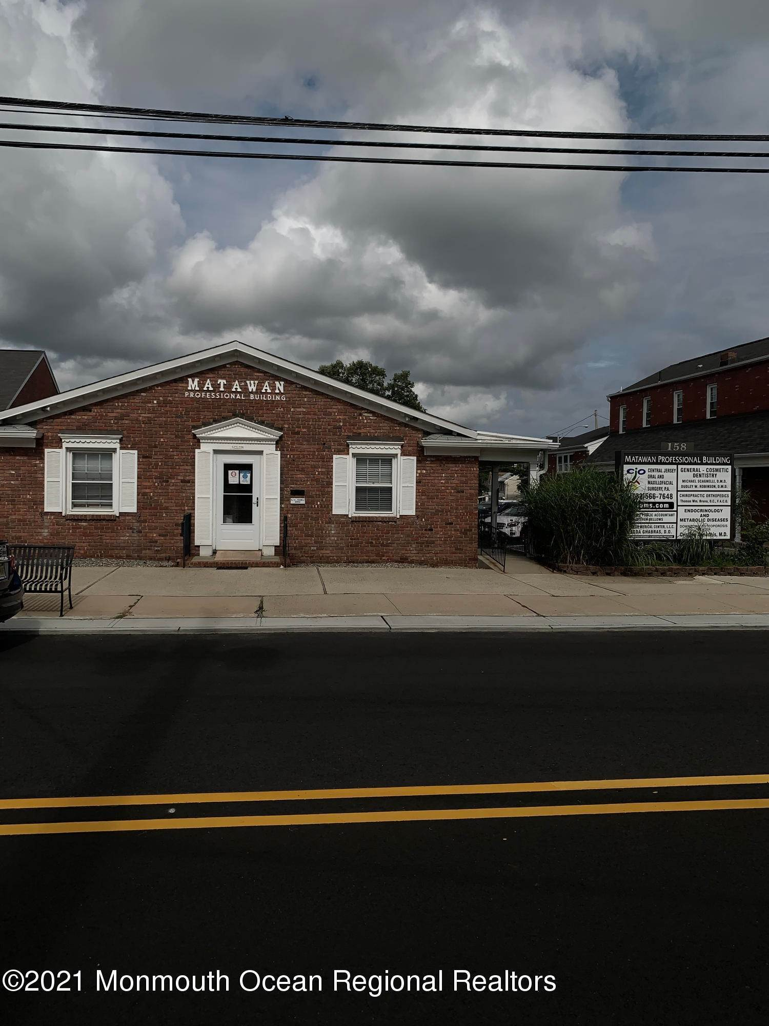 8. Commercial for Sale at 158 Main Street Matawan, New Jersey 07747 United States