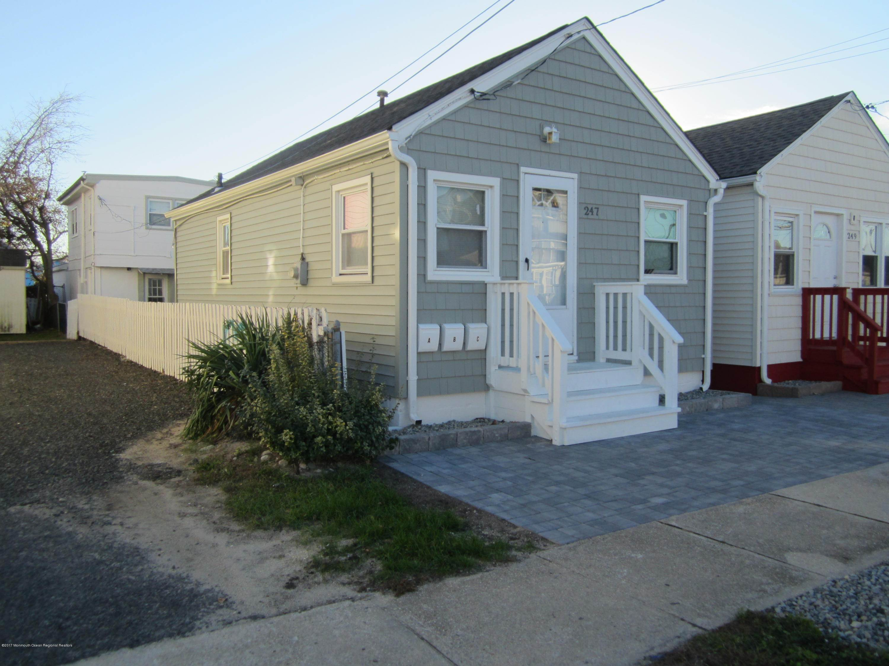 2. Multi-Family Homes for Sale at 247 Sherman Avenue Seaside Heights, New Jersey 08751 United States