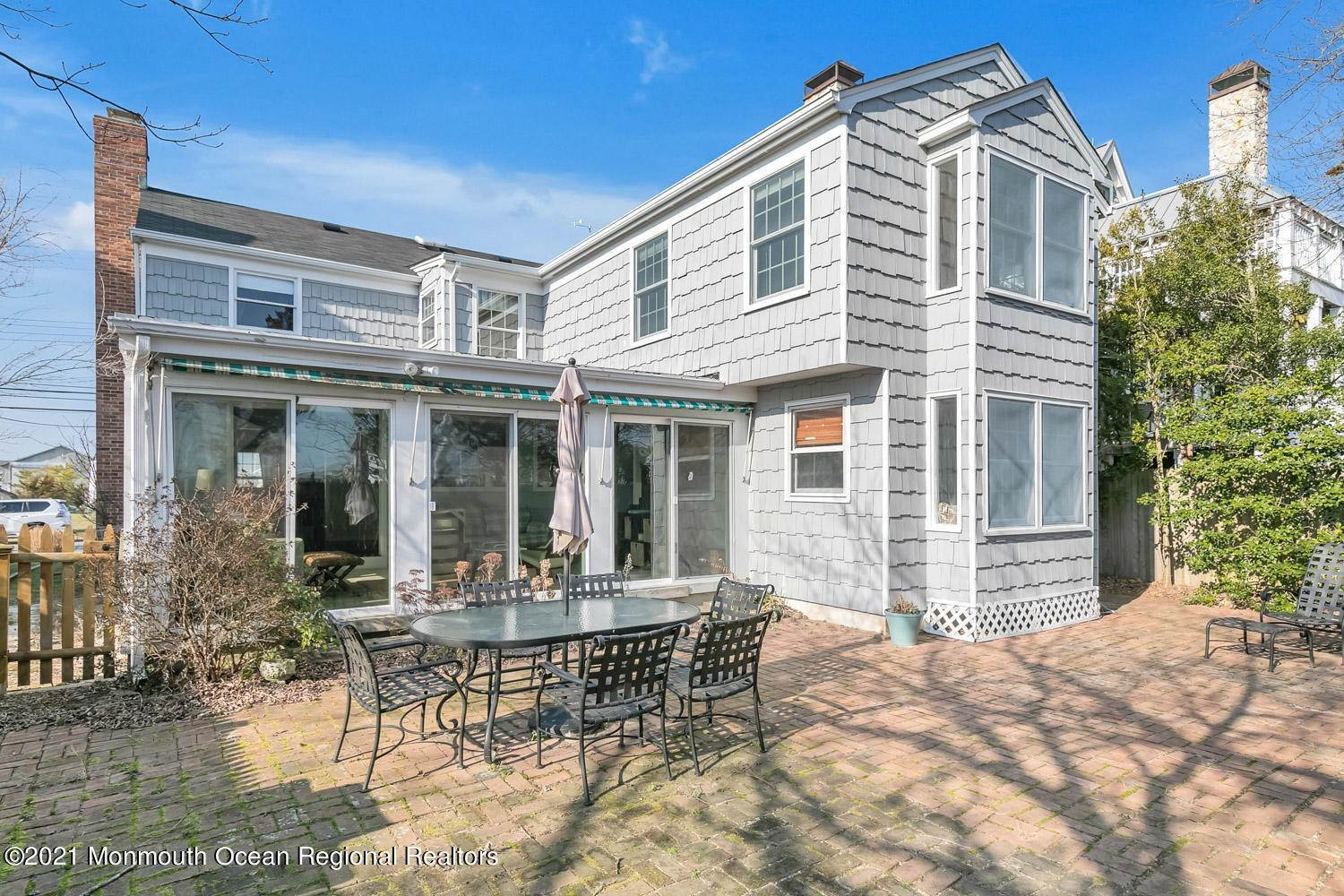 19. Single Family Homes for Sale at 547 Lake Avenue Bay Head, New Jersey 08742 United States