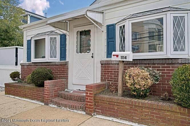 10. Single Family Homes for Sale at 1114 Barnegat Avenue Seaside Park, New Jersey 08752 United States