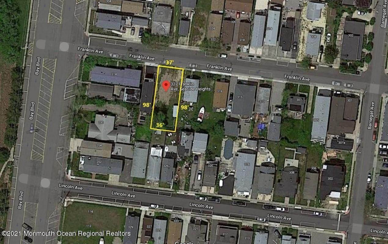 2. Land for Sale at 327 Franklin Avenue Seaside Heights, New Jersey 08751 United States