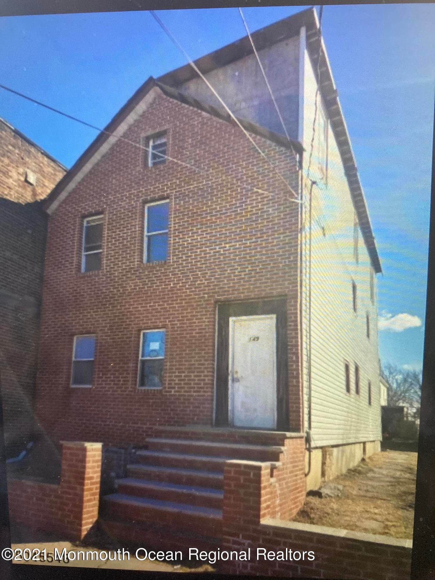 Multi-Family Homes for Sale at 149 3rd Street Elizabeth, New Jersey 07202 United States