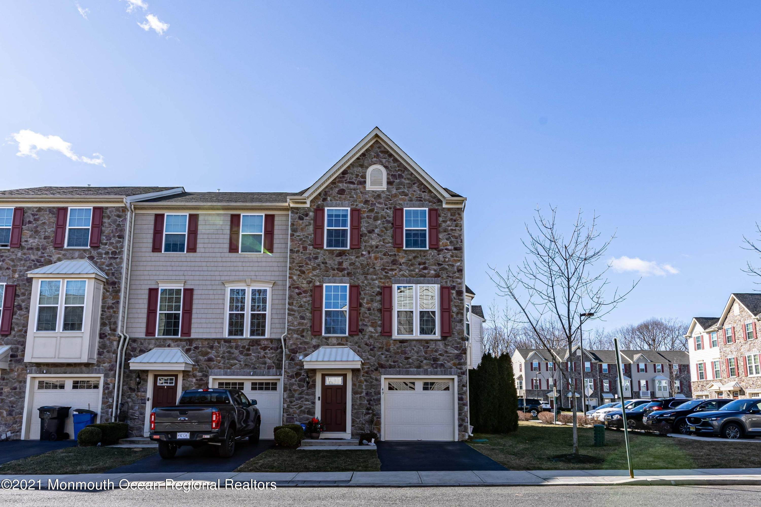 1. Condominiums for Sale at 49 Phillip E Frank Way Cliffwood, New Jersey 07721 United States